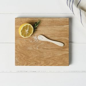 Oak Chopping Board 21cm by Scottish Made