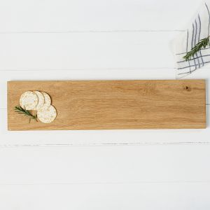 Oak Large Serving Platter by Scottish Made