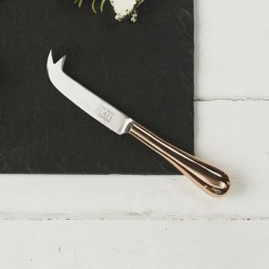 Copper Cheese Knife