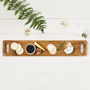 Acacia Handled Serving Board