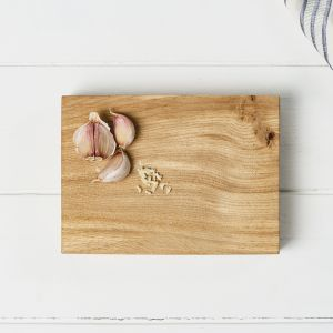 Oak Chopping Board 19cm by Scottish Made