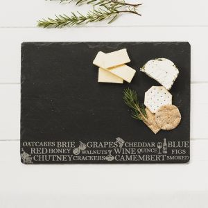 Antipasti Slate Cheese Board