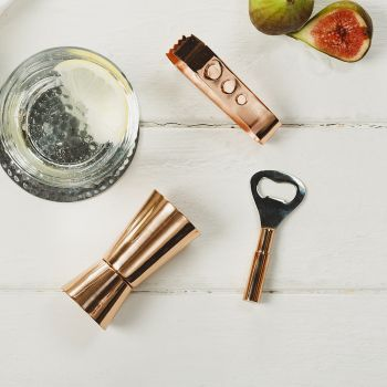 Mini Copper Bar Set