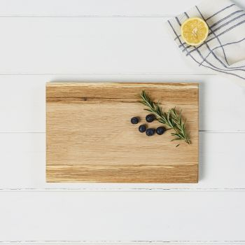Oak Serving Board 30cm by Scottish Made