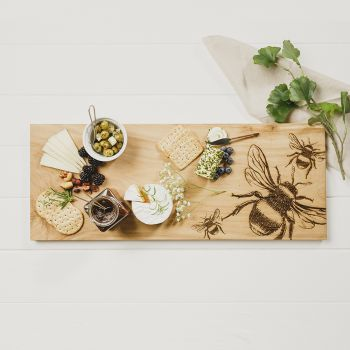Buy Bee Large Oak Serving Board