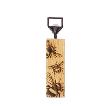 Buy Bee Oak Bottle Opener