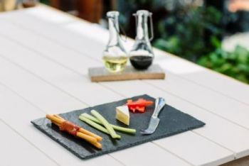 Cheese Slate Gift Set