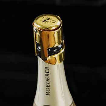 Main image of Gold Bee Champagne/Prosecco Stopper