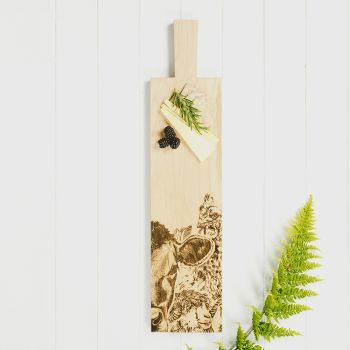 Small image of Country Friends Long Oak Serving Paddle