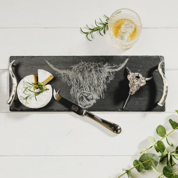 Main image of Highland Cow Tray