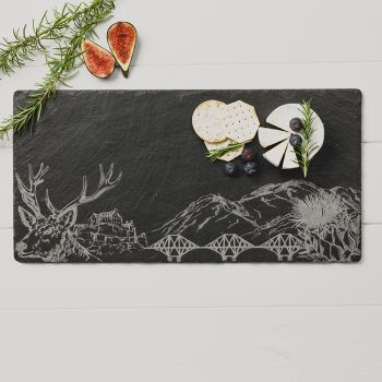 Scotland Slate Table Runner