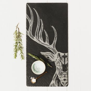 Stag Slate Table Runner