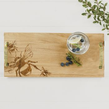 Main image of Bee Oak Serving Tray