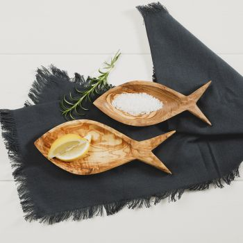 Buy Fish Shaped Bowls Set of 2