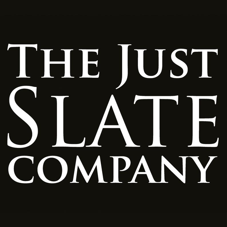 The Just Slate Company logo