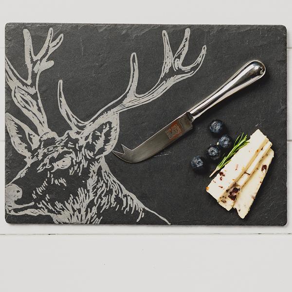 Buy Engraved Slate Tableware