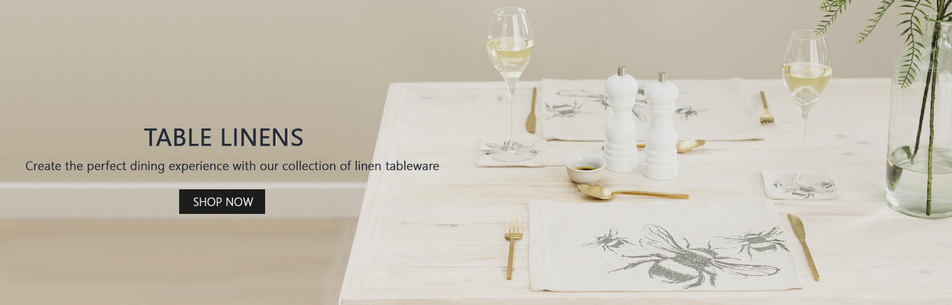 The Linen Table
